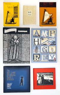 Seven later reprints of Edward Gorey editions