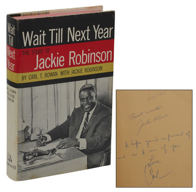 New York: Random House, 1960. First Edition. Very Good/Near Fine. First edition, first printing. Sig...