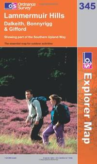 Lammermuir Hills (OS Explorer Map Series) by Ordnance Survey - Paperback - from World of Books Ltd and Biblio.com
