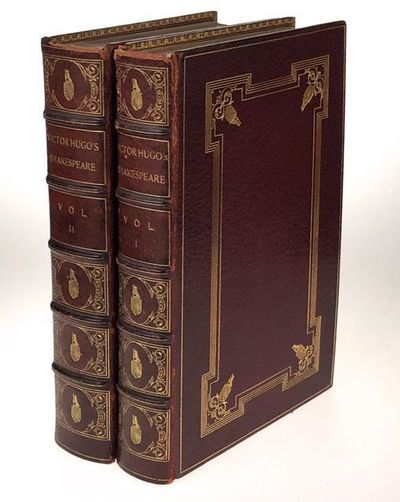 Chicago: A. C. McClurg & Co, 1887. Two Volumes: Expanded into Extra-Illustrated volumes (see below)....