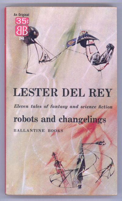 New York: Ballantine Books, 1957. Small octavo, pictorial wrappers. First edition. Ballantine Books ...