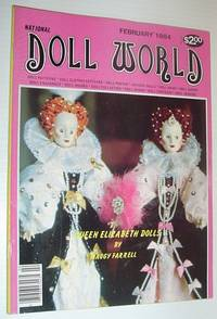 National Doll World, February 1984 *QUEEN ELIZABETH DOLLS*