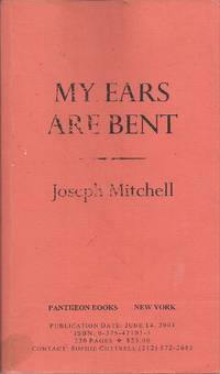 image of My Ears are Bent (uncorrected bound galleys)