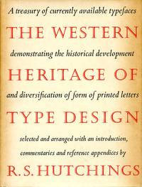 image of The Western Heritage of Type Design