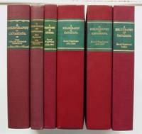 A Bibliography of Canadiana. 6 volumes complete.