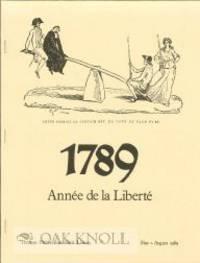 1789: ANNÉE DE LA LIBERTÉ
