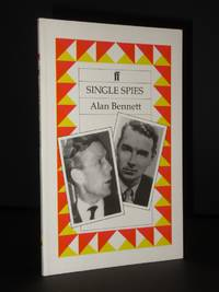 Single Spies by Alan Bennett - Paperback - 1st Edition  - 1989 - from Tarrington Books and Biblio.com