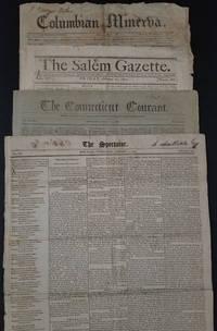 image of Napoleon Bonaparte and Napoleonic War - 27 newspaper account (24 American and 3 British), 1798 to 1857
