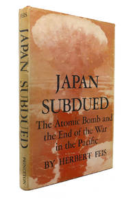 image of JAPAN SUBDUED