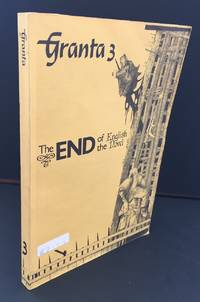 GRANTA 3: The End of the English Novel (Signed By Salman Rushdie)
