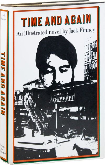 New York: Simon & Schuster, 1970. First Edition. First Printing. Octavo; black cloth, with titles st...