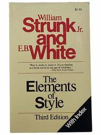 The Elements of Style: Third Edition