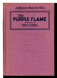 THE PURPLE FLAME: Adventure Stories for Girls #4.