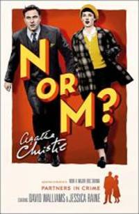 image of N or M?: A Tommy & Tuppence Mystery