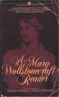 A Mary Wollstonecraft Reader