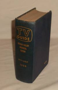 TV Guide - October through December 1956 - 13 issues bound in one volume