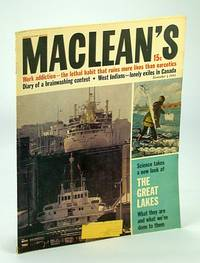 Maclean's - Canada's National Magazine, 4 November (Nov.) 1961: West Indians - Lonely Exiles in Canada
