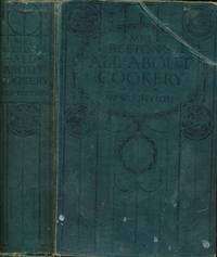 Mrs Beeton's All About Cookery 1913 New Edition