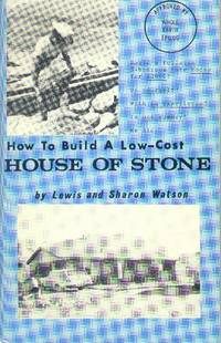 image of How to Build a Low-Cost House of Stone