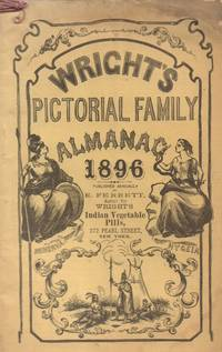 Wright's Pictorial Family Almanac 1896