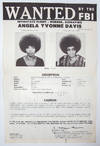 View Image 1 of 2 for Wanted by the FBI: Angela Yvonne Davis Inventory #3949