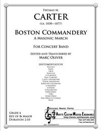 Boston Commandery