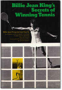 image of Billie Jean King's Secrets of Winning Tennis.