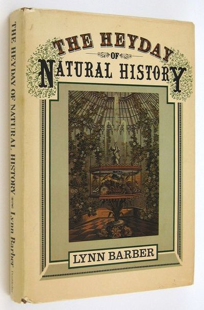 Garden City: Doubleday. 1980. The first American edition. A history of natural history in the 19th c...