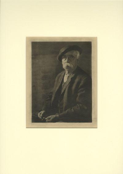 1925. Ulmann, Doris. Unique oil pigment print photograph, image size 8 x 6 in. tipped to art paper 1...