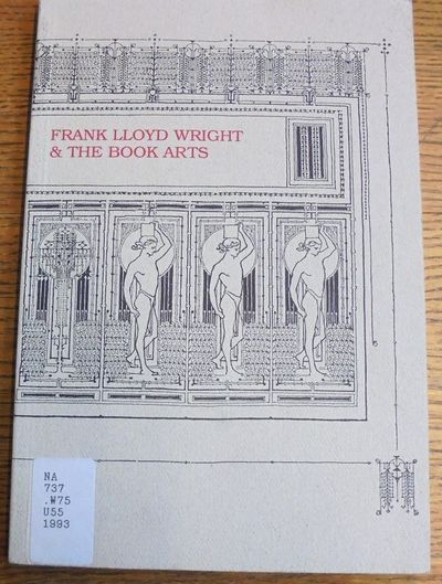 Friends of the University of Wisconsin-Madison Libraries, Inc, 1993. Softcover. VG- (Ex-art library,...
