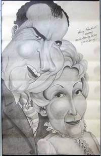 "Richard and Pat Nixon ""Love Story"" Poster"
