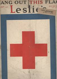 image of Leslies's Illustrated Weekly Newspaper Hang out This Flag - December  15,1917