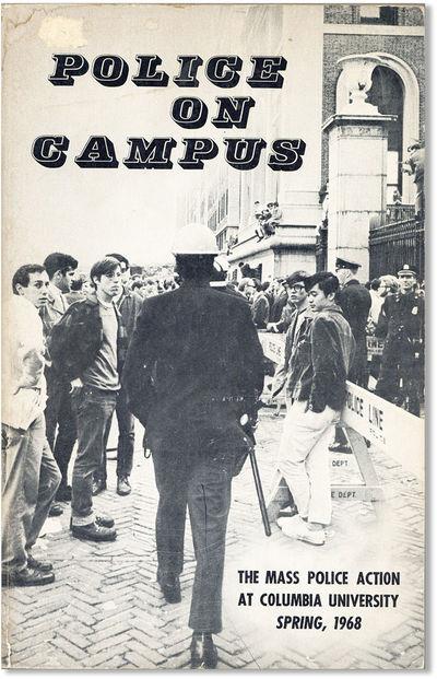 New York: New York Civil Liberties Union, 1969. First Edition. Small quarto (28cm). Pictorial card w...