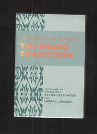 image of The Negro Traditions