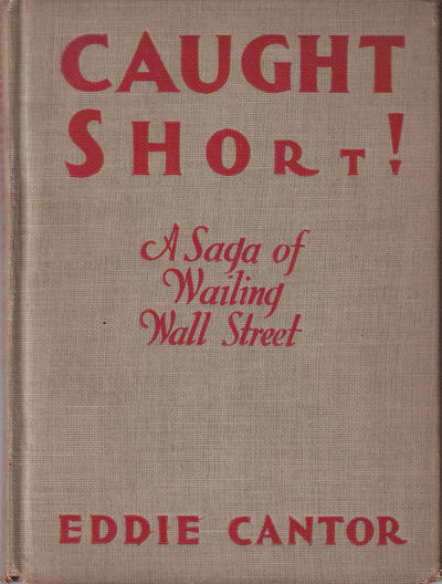 New York: Simon & Schuster, 1929. Hardcover. Good. 47pp. Rubbed and egdeworn, laid-in publisher's ad...