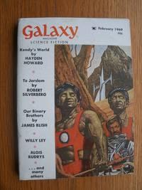 Galaxy Magazine: February 1969 Vol 28, No. 1