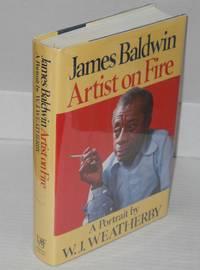 James Baldwin: artist on fire