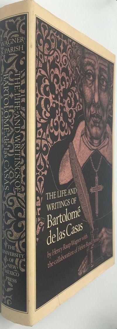 Albuquerque: University of New Mexico Press, 1967. First Edition. 310pp. Quarto Burgundy cloth with ...