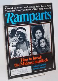 image of Ramparts volume 13, number 7, April 1975