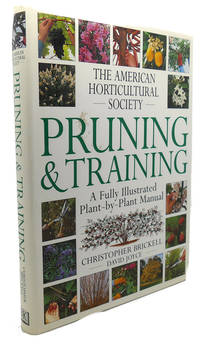 image of AMERICAN HORTICULTURAL SOCIETY PRUNING & TRAINING