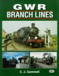 GWR Branch Lines