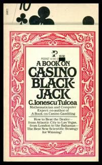 image of A BOOK ON CASINO BLACKJACK