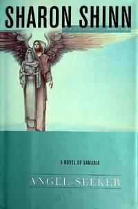 image of Angel-Seeker: A Novel of Samaria