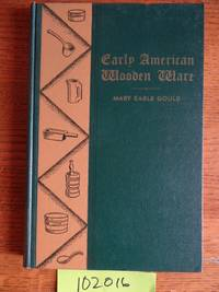 image of Early American Wooden Ware & Other Kitchen Utensils