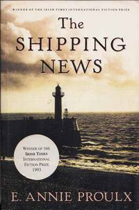 The Shipping News (Signed by Author) by  E.Annie Proulx - Paperback - Reprint of Special Overseas Edition - 1993 - from Adelaide Booksellers and Biblio.com