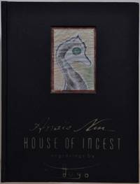HOUSE OF INCEST. Engravings by Ian Hugo. Limited edition signed by Anais Nin and Ian Hugo.