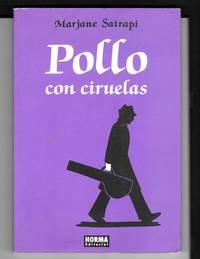 POLLO CON CIRUELAS (CÓMIC EUROPEO)