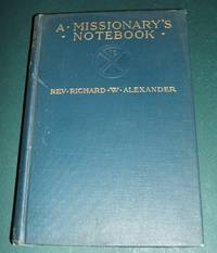 image of A Missionary's Notebook
