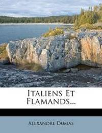image of Italiens Et Flamands... (French Edition)