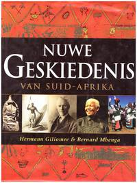 image of NUWE GESKIEDENIS VAN SUID-AFRIKA